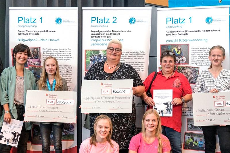 Adolf-Hempel-Jugendtierschutzpreis