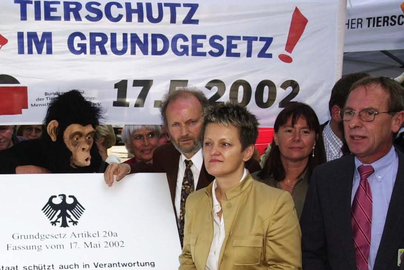 Tierschutz im Grundgesetz