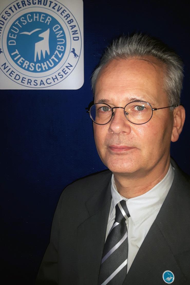 Vorsitzender Landestierschutzverband Niedersachsen e.V. Dieter Ruhnke