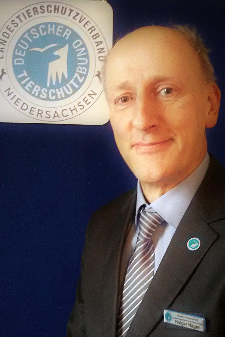 Schatzmeister Landestierschutzverband Niedersachsen e.V. Holger Hagen